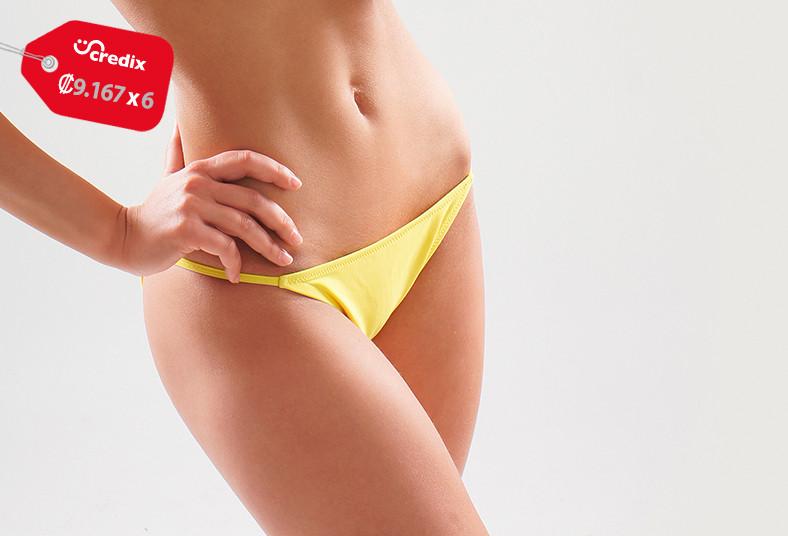 new, life, fisio, estética, depilación, ipl, axilas, pierna, completa, bikini,