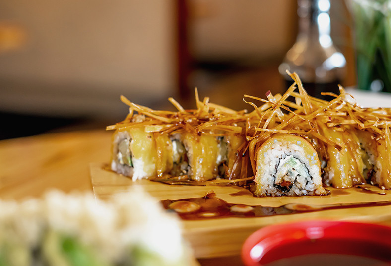 novoa, sushi, rollos, piezas, tico, campo, tragon, miron, premium, almuerzo,