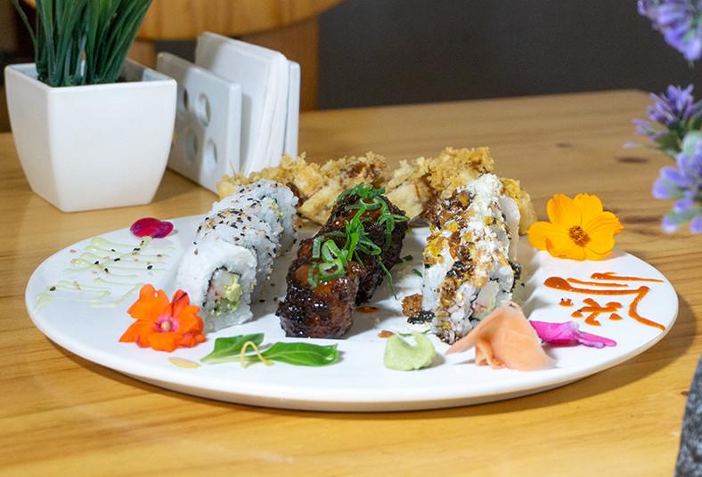 novoa, sushi, vietnamita, california, martin, tempura, tés, fríos, almuerzo,