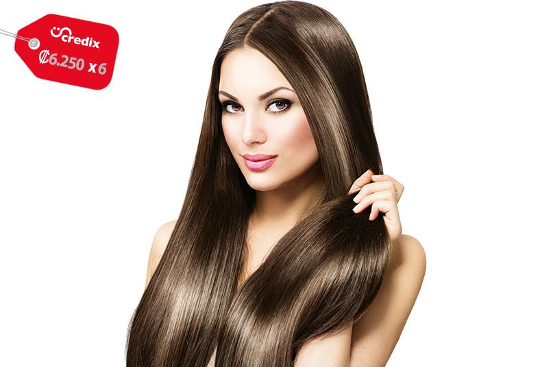 oli, salón, tratamiento, keratina, libre, formol, velo, brillo, largo, cabello