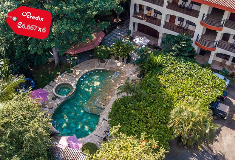 Hotel, Pacifico, Loft, jacó, estándar, familiar, desayuno, continental, piscina