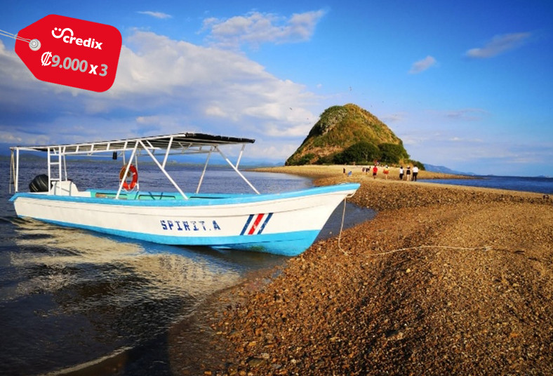 Perla, Costa, Rica, Tours, isla, san, lucas, almuerzo, playa, paseo, mascotas,