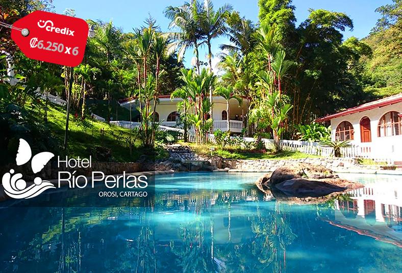 Hotel, Río, Perlas, Spa, Resort, piscina, termal, naturaleza, desayuno, descanso