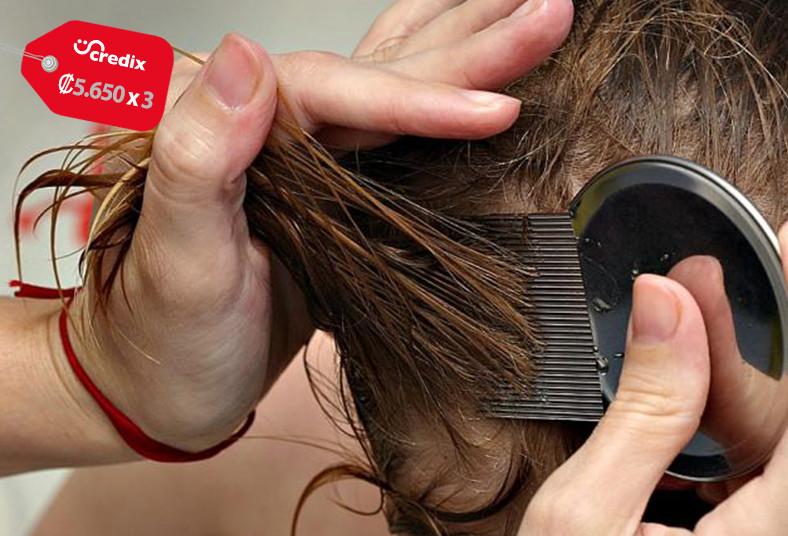 piojito, bye, bye, liendres, cepillado, loción, capilar, cuidado, cabello, niños