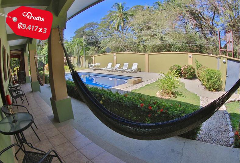 pitaya, lodge, guanacaste, playa, familia, pareja, descanso, naturaleza, monos