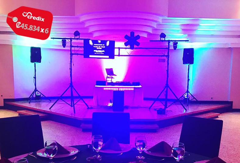 Producciones, MR, Discomóvil, karaoke, animador, mezclas, tross, comparsa, luces