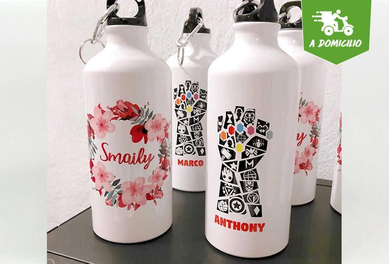 Publicidad, Marketing, Eco, taza, botella, mousepad, regalo, día, padre,