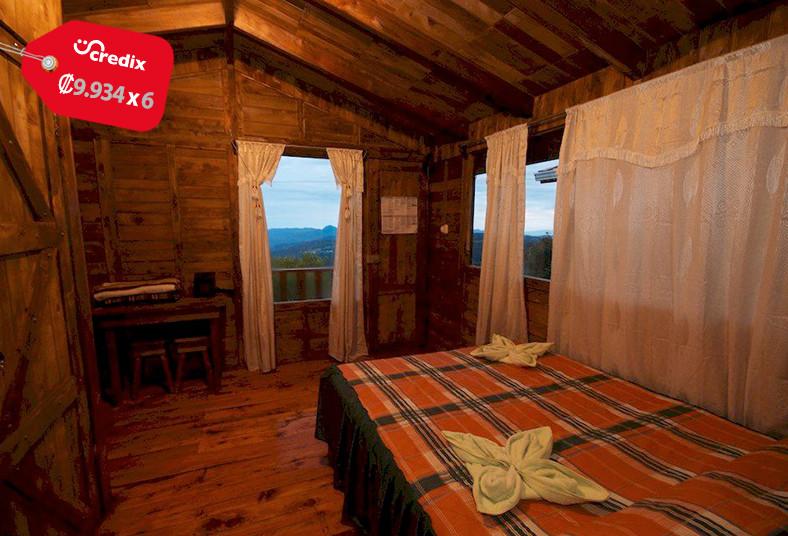 mirador, quetzales, habitación, hotel, catarata, desayuno, descanso, calefactor