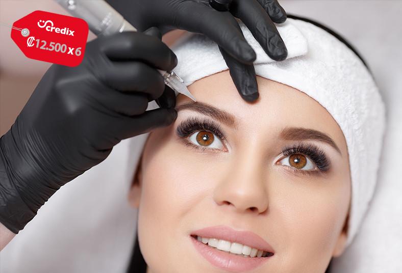 saasi, estética, micropigmentación, maquillaje, ojos, arriba, abajo, cejas,