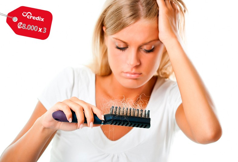 Salud, estética, tratamiento, láser, caída, cabello, prevención, fuerza, caída