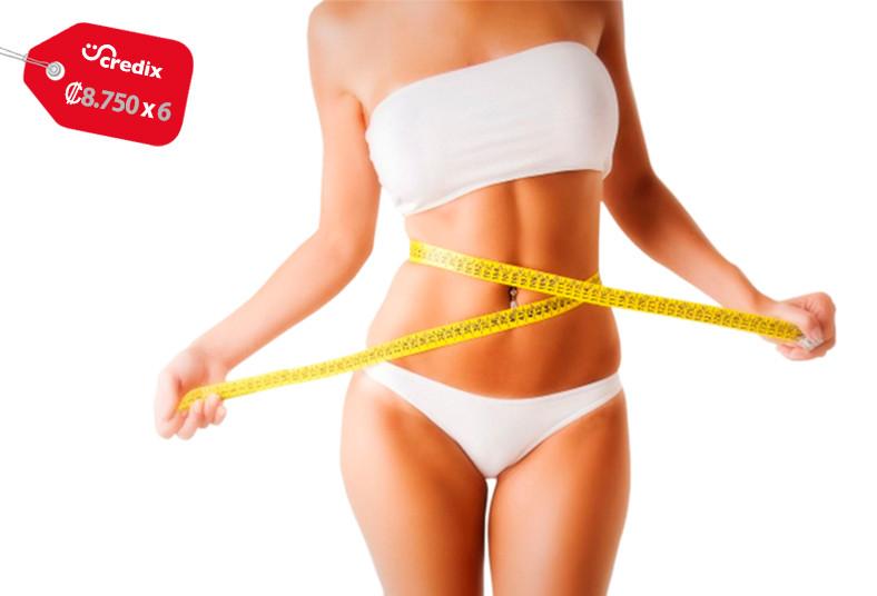Salud, estética, tratamiento, contour, slim, abdomen, alto, bajo, moldeo, cuerpo