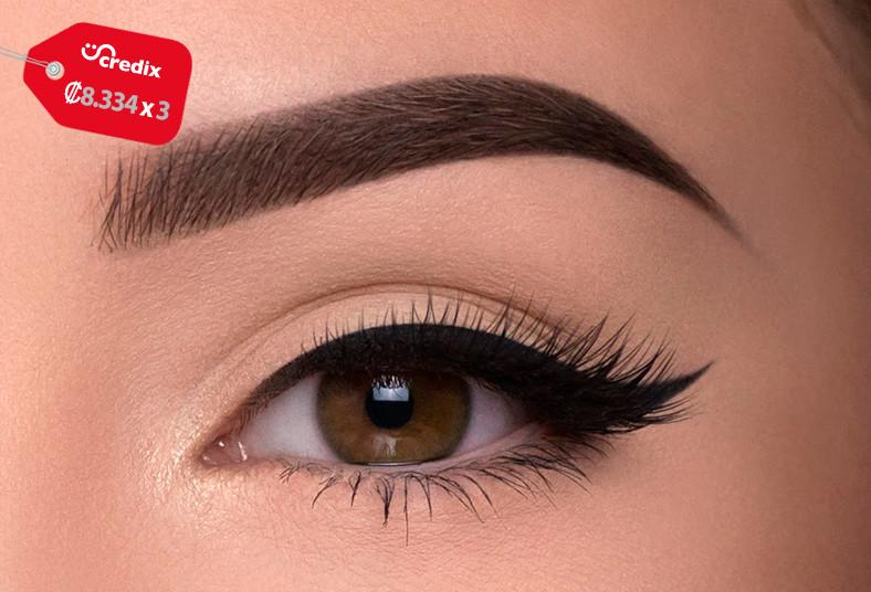 saasi, estética, micropigmentación, cejas, párpados, pelo, compacta, maquillaje