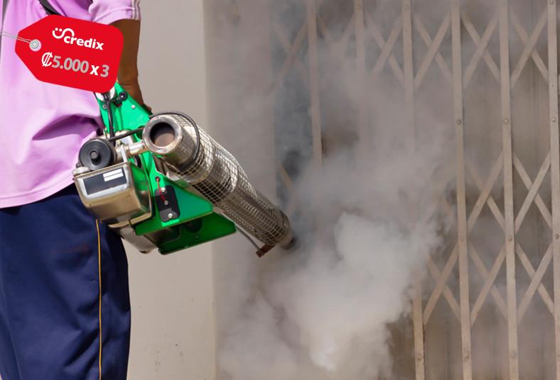 Servidestaqueo, Fumigación, plagas, roedores, insectos, casa, oficina