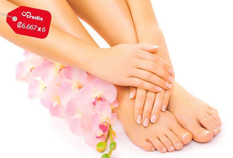 estética, sharis, tratamiento, hongos, pies, manos, salud, onicomicosis