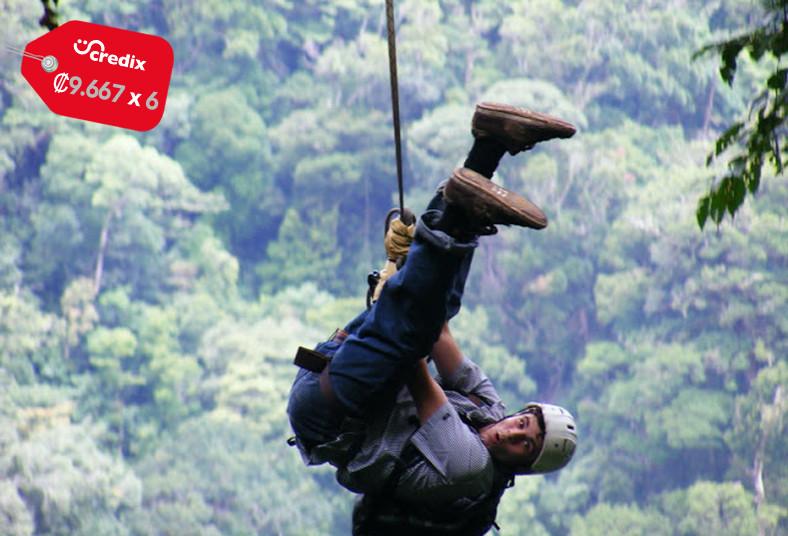 SinwaTourDreams, Monteverde, Express, Shuttle, tour, canopy, almuerzo, senderos