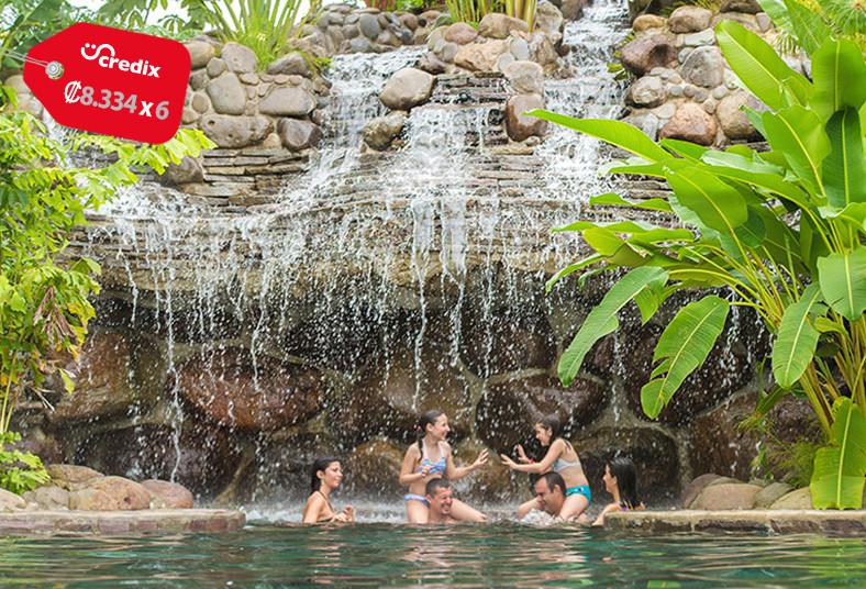 SinwaTourDreams, Monteverde, Express, Shuttle, tour, kalambu, piscinas, tobogan