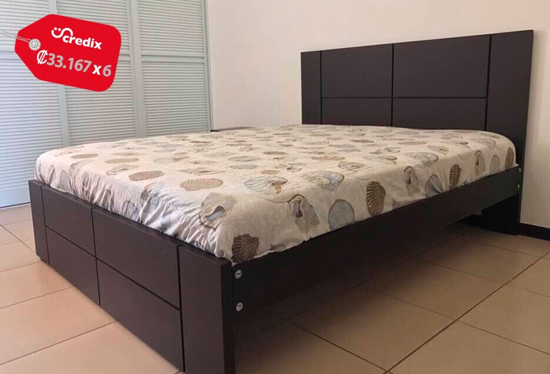 siwa, muebles, colchón, sleepland, garantía, antibichos, pino, chileno, cama,