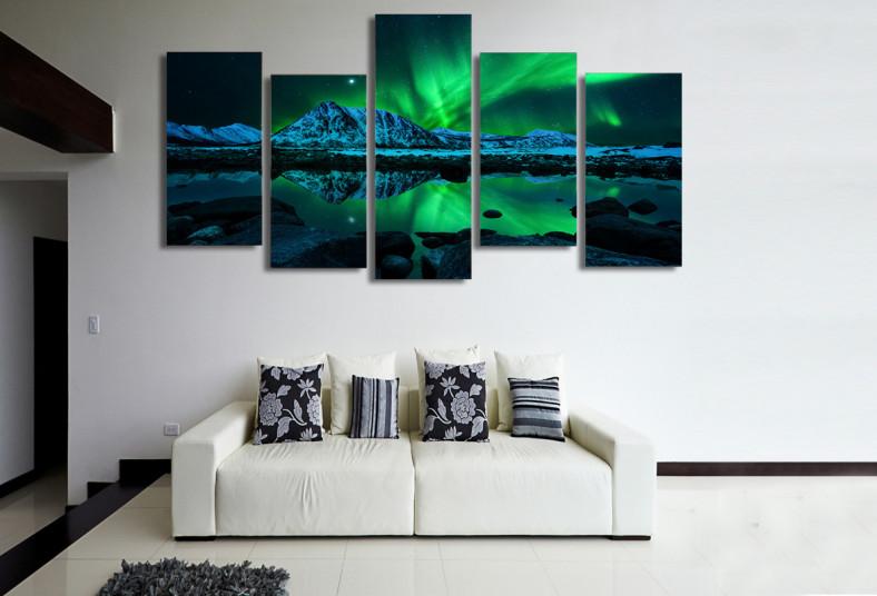 Decorá con cuadros personalizados en distintos tamaños a mitad de ...