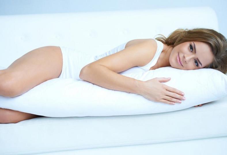 colchones, sleepy, almohada, cuerpo, entero, soporte, cabeza, brazos, rodilla,