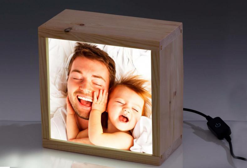 colchones, sleepy, lámpara, vinil, laminado, madera, personalizada, interruptor,