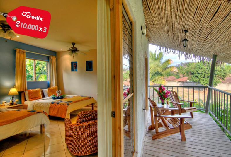 hotel, sol, sámara, nicoya, guanacaste, pareja, playa, desayuno, jardín, mascota