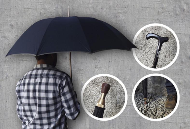 Dej de mojarte en la poca lluviosa sombrillas o for Precio de sombrillas