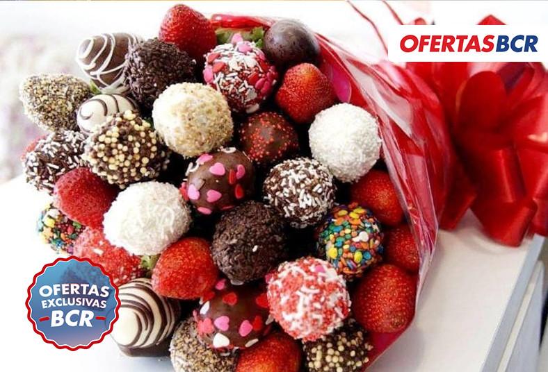 chocolat, sucré, ramo, comestible, tarjetita, loción, dama, día, especial, madre