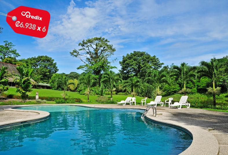 hotel, hacienda, sueño, azul, hospedaje, noche, pareja, desayuno, piscina, tour