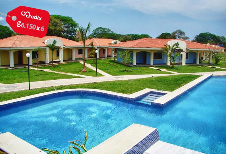 sueño, mar, residence, hotel, villa, superior, cocina, comedor, habitaciones,