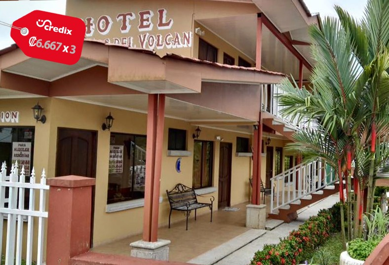 hotel, sueños, volcán, san, carlos, fortuna, naturaleza, pareja, familia, tour