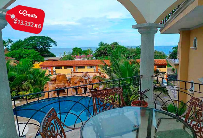 Sunrise, Condos, Tamarindo, habitaciones, playa, familia, pareja, amigos, sol