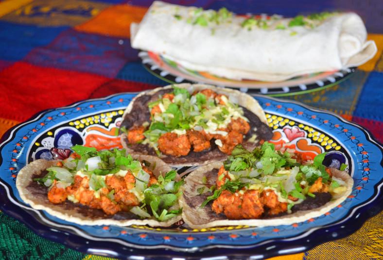 takomex, comida, mexicana, burritos, carne, pollo, tacos, pastor, frijoles, pico