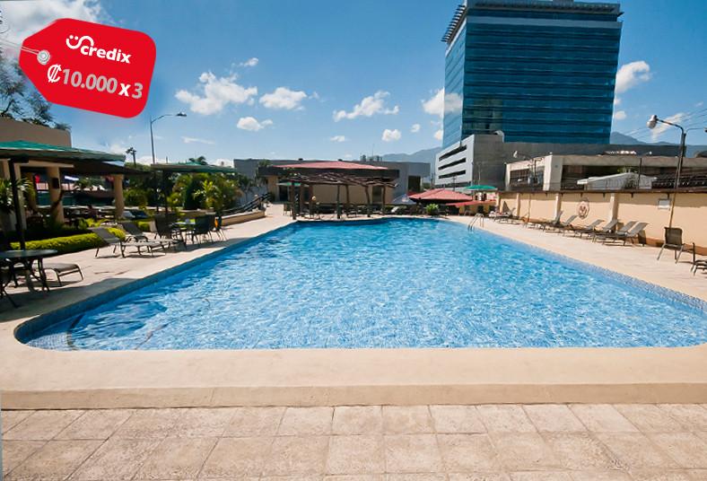 Hotel, Costa, Rica, Tennis, Club, diversión, descanso, cuidad, sauna, boliche