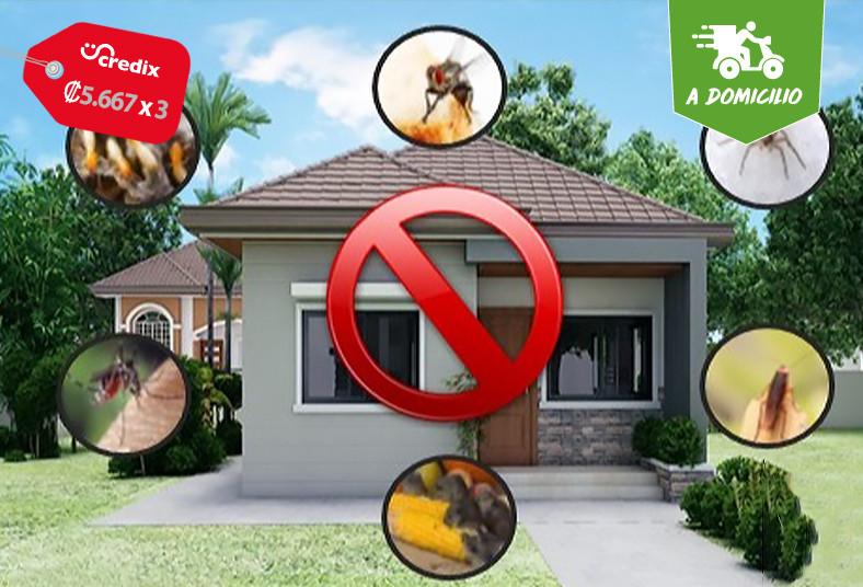 Fumigadora, The, End, gel, aspersión, termo, nebulización, roedores, cucarachas