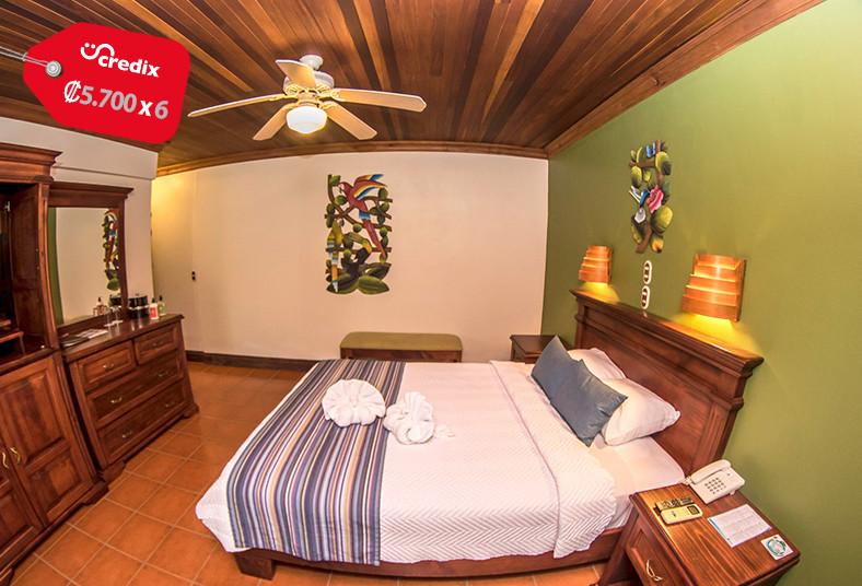 tilajari, hotel, resort, habitación, junior, suite, pareja, desayuno, buffet,