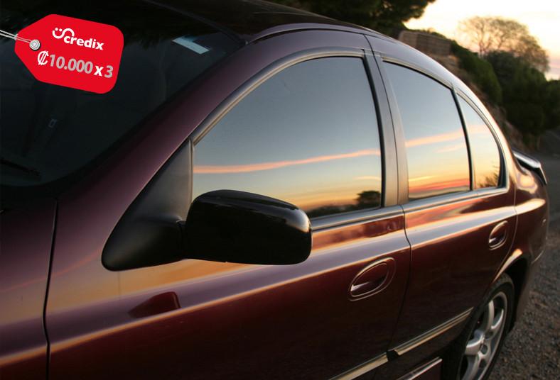 top, clean, pulido, profesional, focos, delanteros, lavado, encerado, vehículo