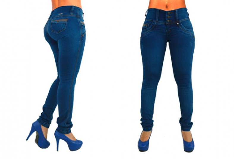 Robate Todas Las Miradas Unico Jeans Colombiano Levanta Colas Certificado A Mitad De Precio Titicupon