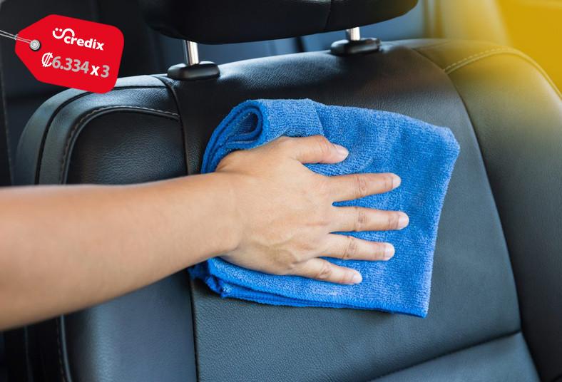 total, clean, servicio, limpieza, vehículo, sedán, 4x4, suv, interior, domicilio