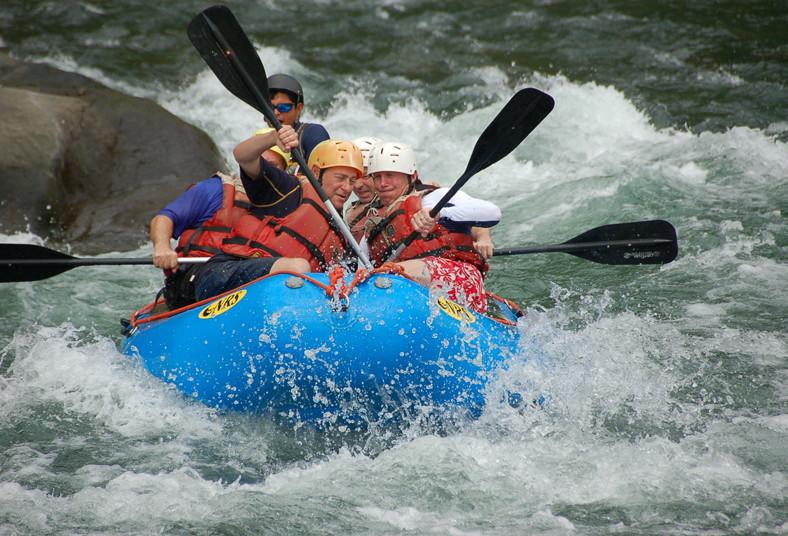 tucanes, tours, marina, pez, vela, rafting, categoría, III, familia, amigos,