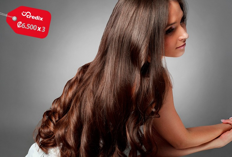 uva, beauty, salón, corte, cabello, keratina, express, frizz, media, espalda,