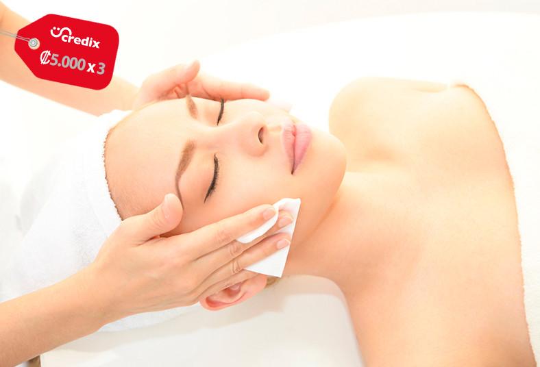 valdany, estética, limpieza, renovadora, facial, masaje, estrés, sueño, piel,