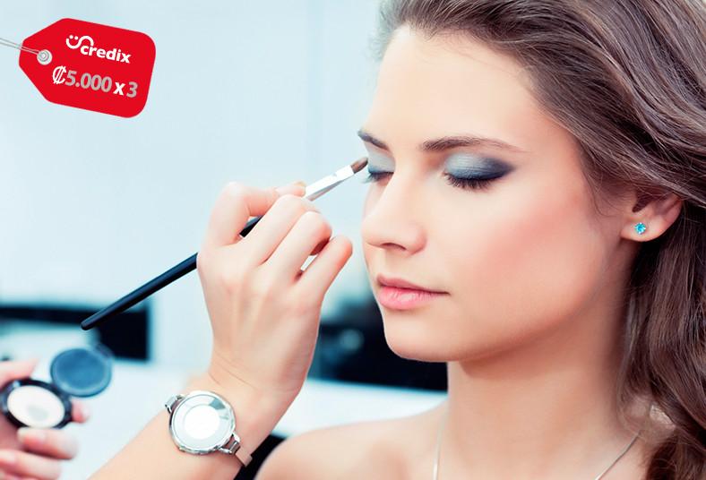 valeria, salón, maquillaje, día, especial, evento, boda, graduación, cosméticos,