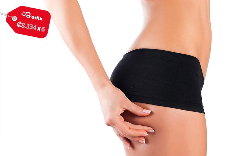 Vele, Consultorio, Estética, tratamiento, glúteos, flacidez, celulitis, piel,