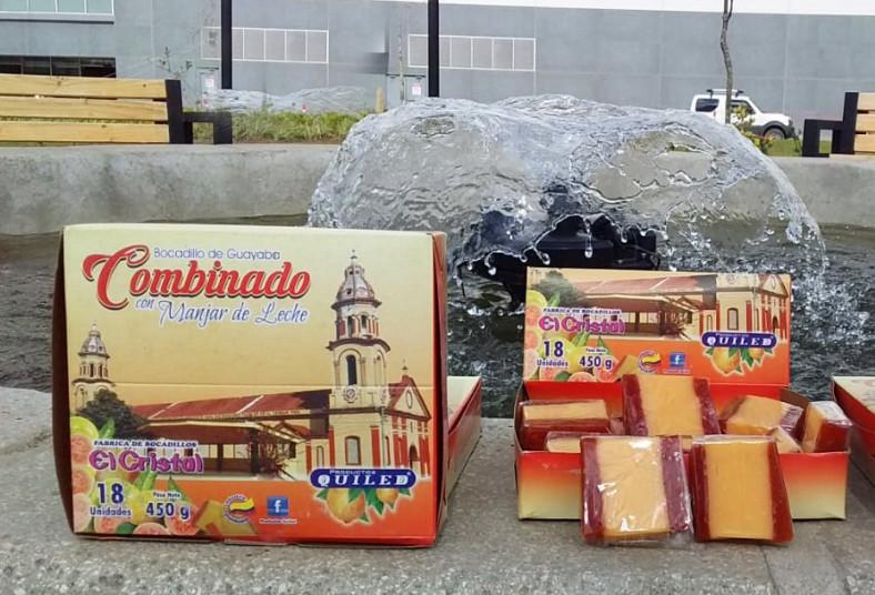 Importadora, Distribuidora, ISAJU, bocadillos, veleños, colombianos, guayaba,
