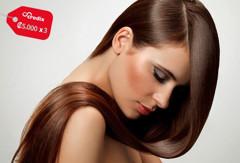 victorias, salon, keratina, brasileña, chocolate, largo, cabello, brillo, frizz,