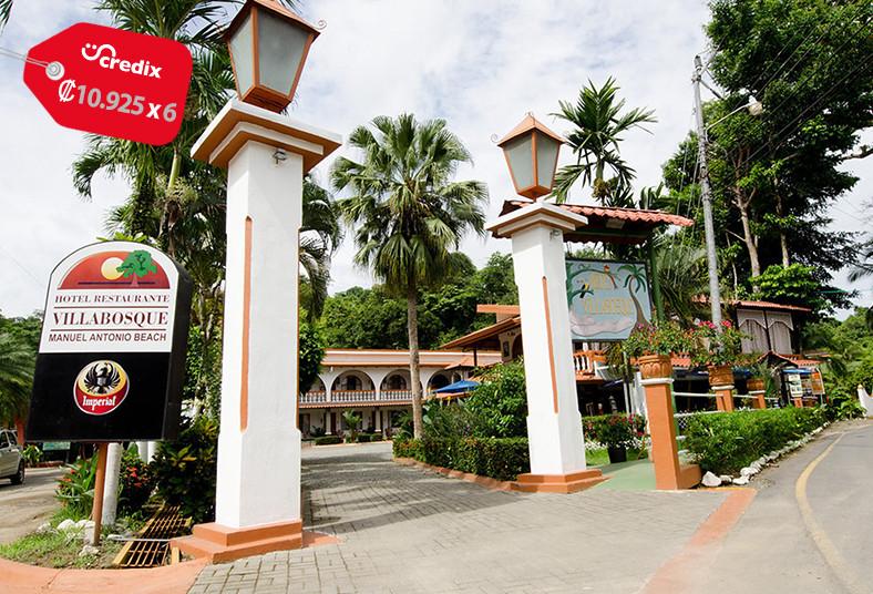 hotel, villabosque, playa, manuel, antonio, familia, amigos, diversión, descanso