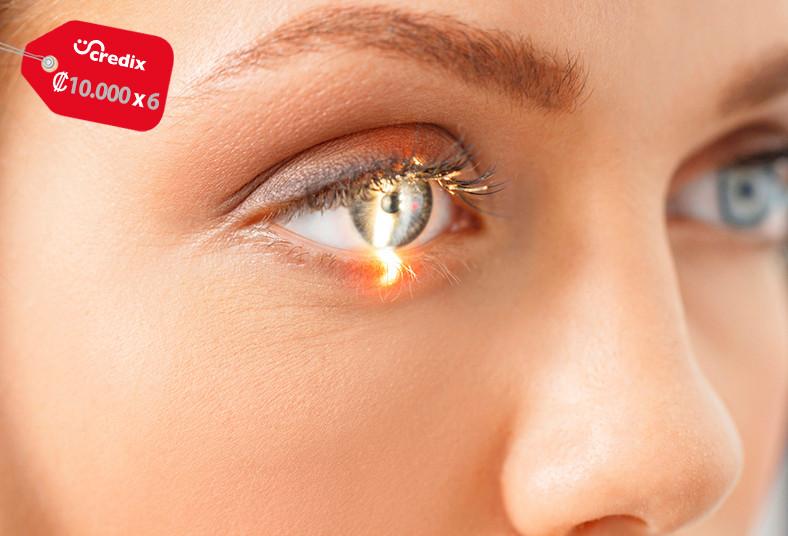 clínica, salud, visual, paquete, glaucoma, campimetría, topografía, corneal, ojo