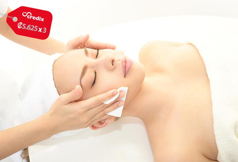 Vita, Clínica, Estética, masaje, relajante, exfoliación, espalda, limpieza, piel