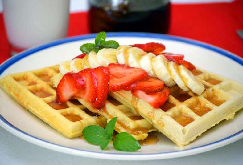 Koffi, Kreperie , waffles, magic, desayuno, hawaiano, chocolatoso, banano, fresa
