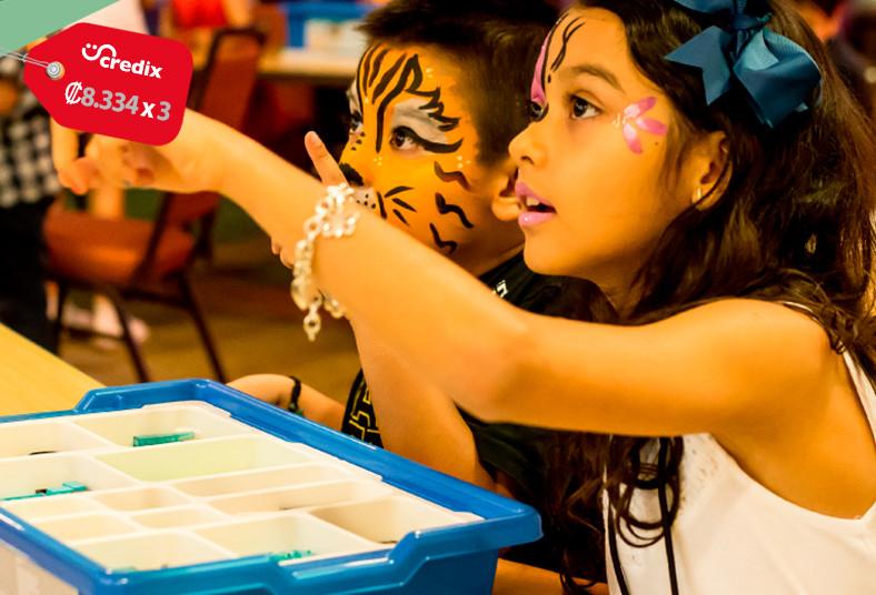 WR, Learn, Creative, Learning, curso, robótica, niños, aprendizaje, diversión,